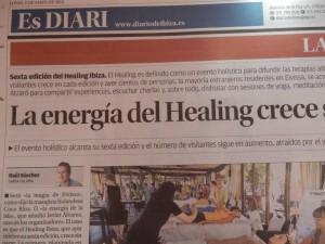 El Diario Healing
